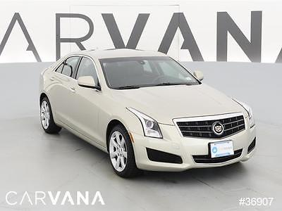 2013 Cadillac ATS ATS 2.0T ILVER 2013 ATS with 34183 Miles for sale at Carvana