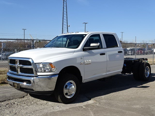 2015 Ram 3500  Cab Chassis