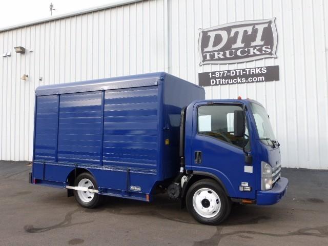 2010 Isuzu Nrr Beverage Truck