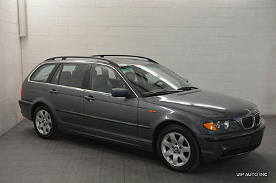 2002 BMW 3-Series 325xi Sport BMW 325xi Wagon Premium Package Heated Seats Moonroof