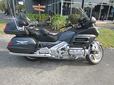 2005 Honda Gold Wing  2005 Honda Goldwing Anniversary GL1800A
