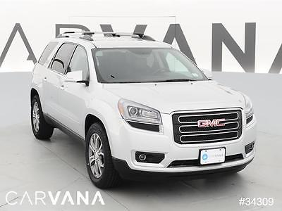 2013 GMC Acadia Acadia SLT-1 ilver 2013 Acadia with 28957 Miles for sale at Carvana
