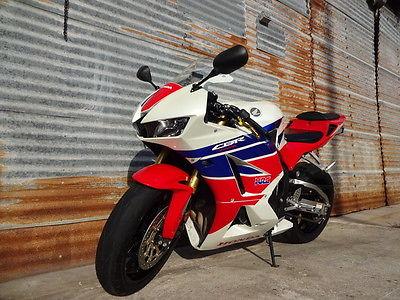 2013 Honda CBR 2013 Honda CBR 600RR Multicolored Repsol Edition Super Clean Never Dropped
