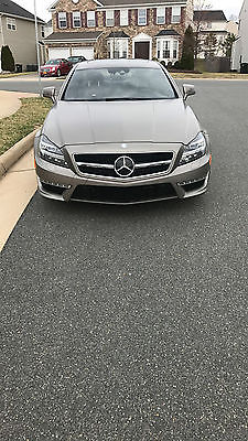 2012 Mercedes-Benz CLS-Class AMG 2012 Mercedes CLS63 AMG P89 Performance Package RARE