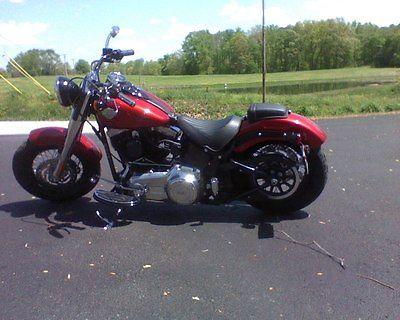2013 Harley-Davidson Softail  2013 Harley Davidson Soft Tail Custom Slim
