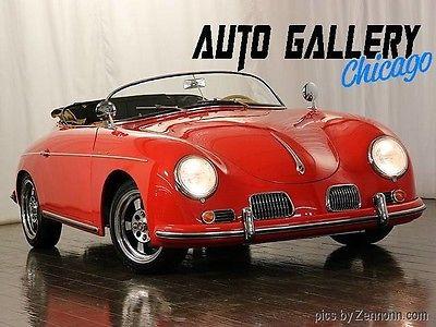 1964 Porsche 356 1964 Porsche 356 Speedster,