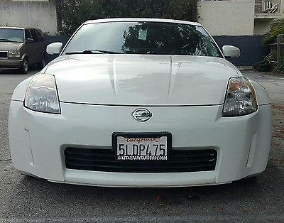 2005 Nissan 350Z 2005 Nissan 350Z Touring Edition - BOSE sound system