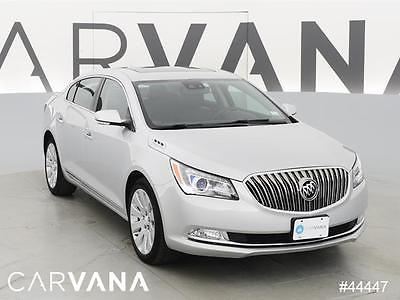 2014 Buick Lacrosse LaCrosse Premium I w/Driver's Confidence Pkg #1 ilver 2014 LaCrosse with 36370 Miles for sale at Carvana