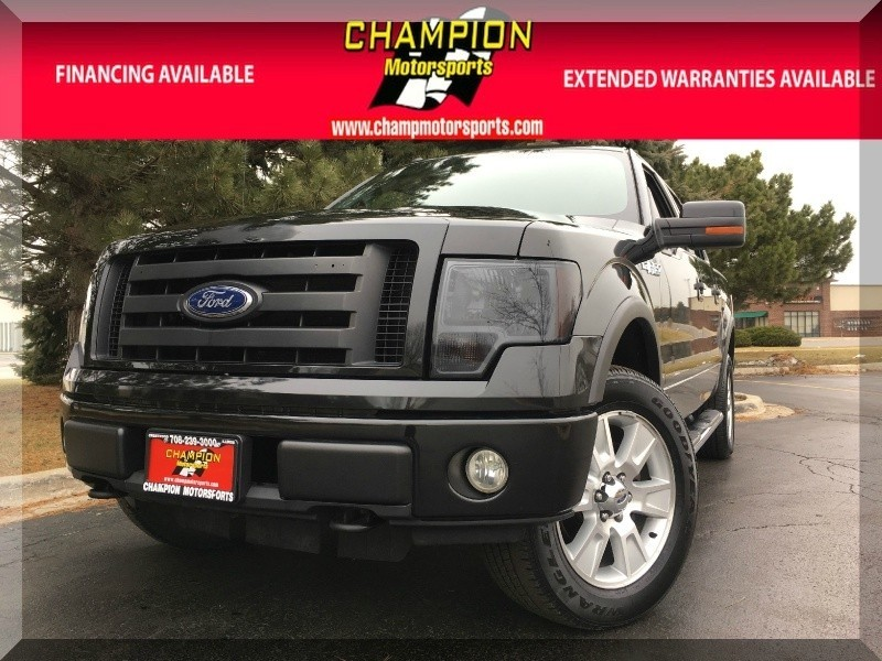 2010 Ford F-150 FX4 4WD SuperCrew 145