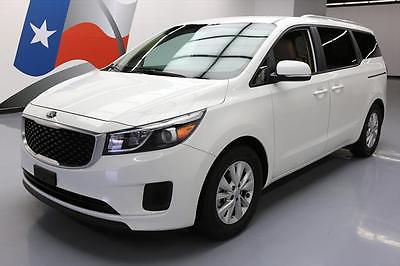2016 Kia Sedona LX Mini Passenger Van 4-Door 2016 KIA SEDONA LX 8PASS REAR CAM PWR SLIDING DOORS 35K #098197 Texas Direct