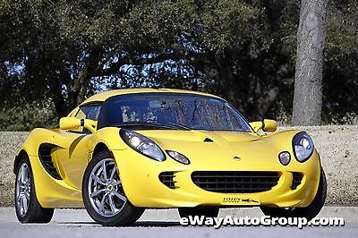 2007 Lotus Elise Base Convertible 2-Door 2007 Lotus Elise