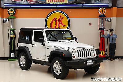 2009 Jeep Wrangler Rubicon 2009 White Rubicon!
