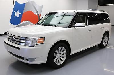 2009 Ford Flex SEL Sport Utility 4-Door 2009 FORD FLEX SEL 7PASS HTD LEATHER PARK ASSIST 85K MI #A08689 Texas Direct