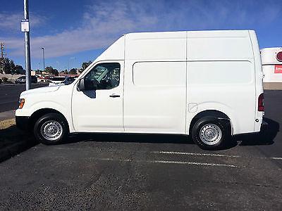 2014 Nissan NV S Standard Cargo Van 3-Door 2014 Nissan NV2500 S Standard Cargo Van 3-Door