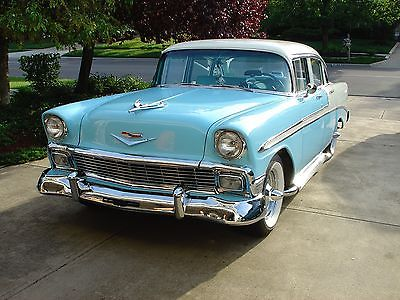 Chevrolet Dealers Columbus Ohio >> 1956 Chevy Belair Cars for sale