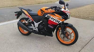 2013 Honda CBR  2013 Honda CBR 250R Repsol Edition