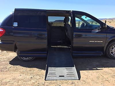 2007 Dodge Grand Caravan  2007 Dodge Grand Caravan wheelchair van