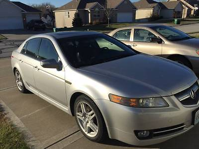 2007 Acura TL Base Sedan 4-Door 2007 Acura TL Base Sedan 4-Door 3.2L