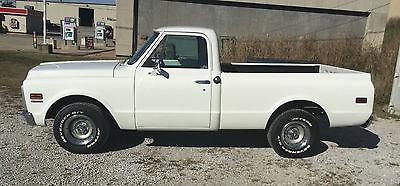 1972 Chevrolet C-10 Custom/10 1972 Chevrolet C10 Short Bed Chevy C10 Custom C-10