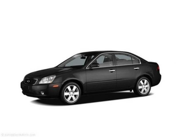 2006 Kia Optima EX
