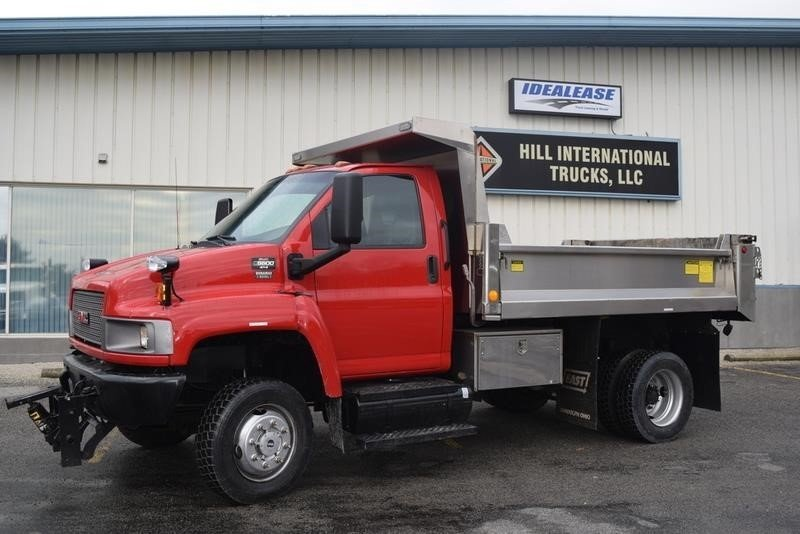 Heavy Duty Truck For Sale Ohio >> Gmc Topkick cars for sale