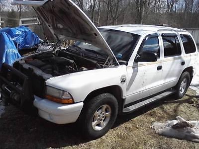 2002 Dodge Durango  Dodge Durango