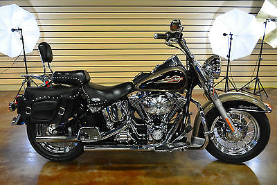 2005 Harley-Davidson Softail 205 Harley Davidson Heritage Softail Classic FLSTC Clean Title 39k Miles