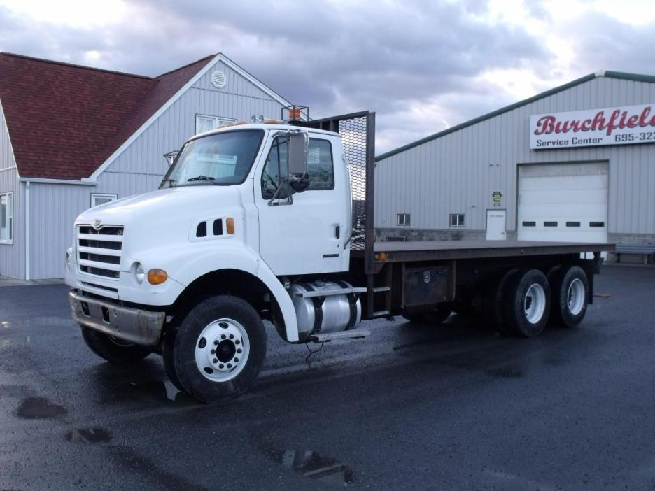 2004 Sterling Lt7500 Flatbed Truck