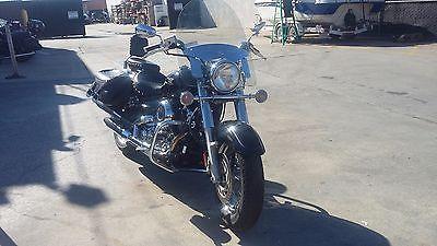 2009 Yamaha V Star  2009 Yamaha V-Star 650 Classic