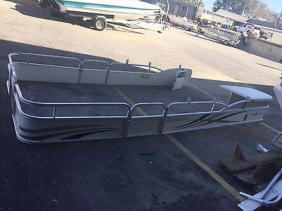 Pontoon Boat Railing Boats For Sale