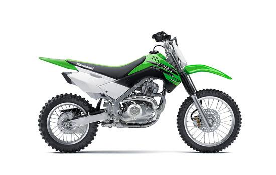 2017 Kawasaki KLX - 140
