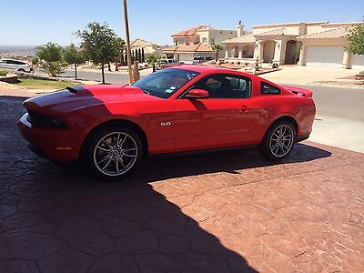 2012 Ford Mustang GT Premium Ford Mustang