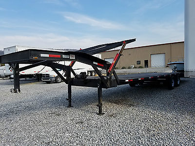 2014 INFINITY GN300 THREE CAR TRAILER