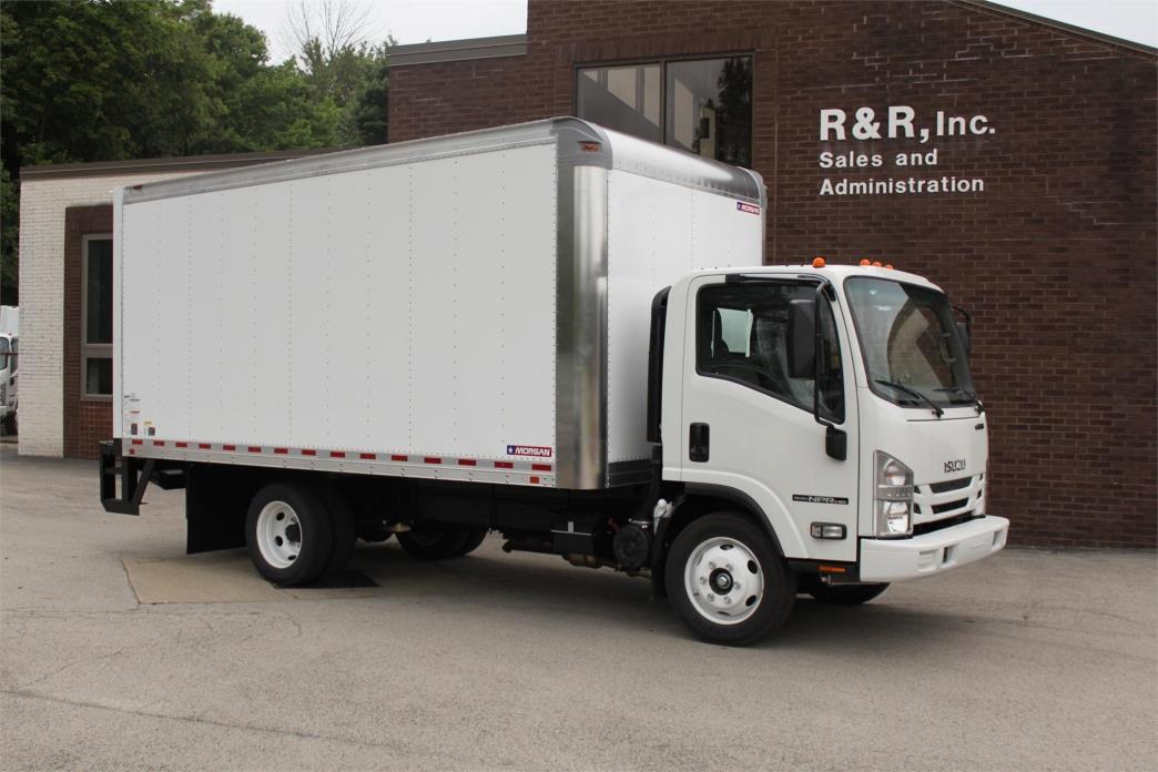 2016 Isuzu Npr Hd Efi  Box Truck - Straight Truck
