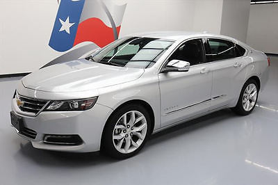 2016 Chevrolet Impala LTZ Sedan 4-Door 2016 CHEVY IMPALA LTZ 2LZ HTD LEATHER NAV REAR CAM 15K #180601 Texas Direct Auto