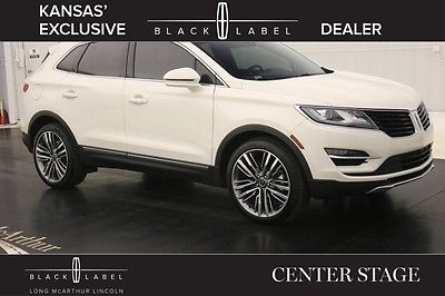 2016 Lincoln Other BLACK LABEL CENTER STAGE NAV VISTA ROOF MSRP$52765 AWD VOICE NAVIGATION MOONROOF VENETIAN LEATHER REMOTE START REAR VIEW CAMERA