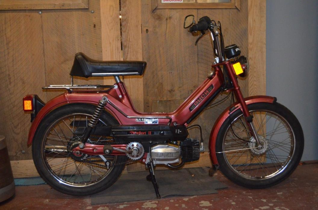 1980 Other Makes  1980 Puch Maxi Newport moped scooter 850 miles