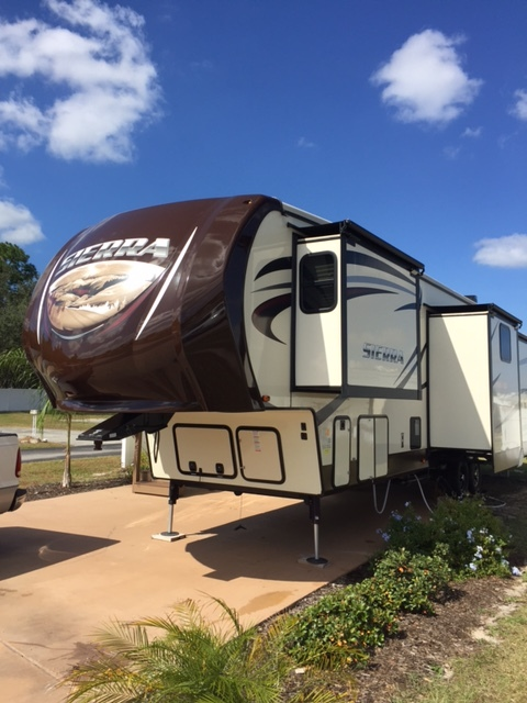 Forest River Sierra 37 Rvs For Sale