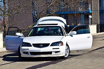 2003 Acura CL Comptech Edition Type S 2003 ACURA CL TYPE S COMPTECH EDITION 369HP