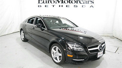 2014 Mercedes-Benz CLS-Class 4dr Coupe CLS550 4MATIC mercedes benz coupe cls550 cls 550 500 4matic awd 12 13 14 15 navi best used cpo