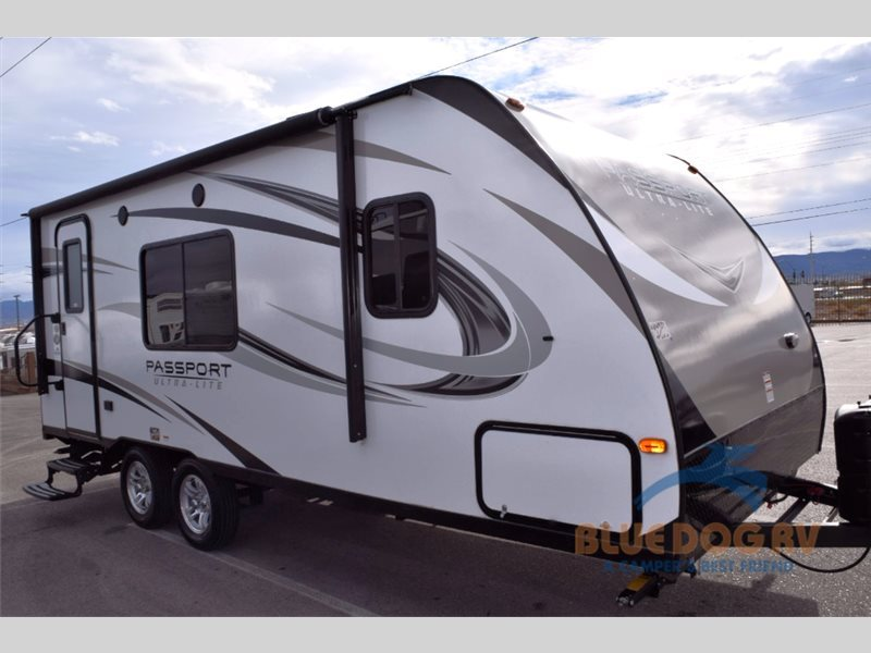 2017 Keystone Rv Passport 195RBWE Express