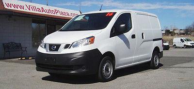2016 Nissan NV 200 Utility Van 14k miles! 2016 Nissan NV200 Cargo Van only 14k Miles!