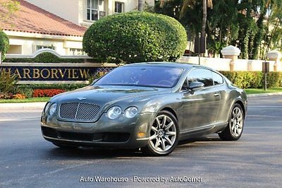 2004 Bentley Continental Flying Spur 2dr Cpe GT 2004 Bentley Continental GT / Clean Carfax / Prestine Condition