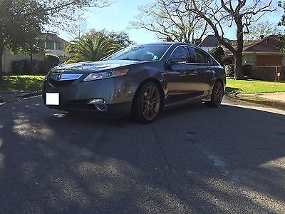 2011 Acura TL Super Handling All Wheel Drive Tech Package 2011 Acura TL SH-AWD (All Wheel Drive) - MINT! Low Miles. Built In Dash Cam