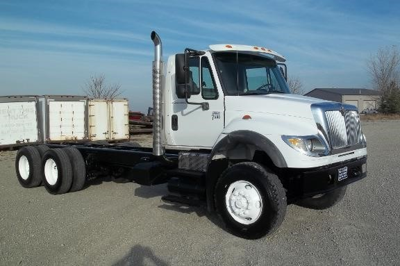 2006 International Workstar 7600  Cab Chassis