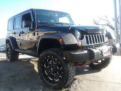 2013 Jeep Wrangler  2013 JEEP WRANGLER UNLIMITED