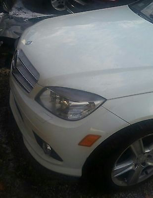 Mercedes-Benz: C-Class 2010 Mercedes Benz C300 (FLOODED)