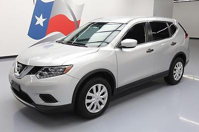 2016 Nissan Rogue 2016 NISSAN ROGUE S CRUISE CTRL BLUETOOTH REAR CAM 24K #753224 Texas Direct Auto