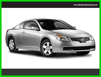 2008 Nissan Altima 2.5 S 2008 2.5 S Used 2.5L I4 16V Automatic Front Wheel Drive