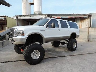 2000 Ford Excursion Limited Sport Utility 4-Door 2000 Ford Limited Only 86k Miles Lifted Monster!!!!